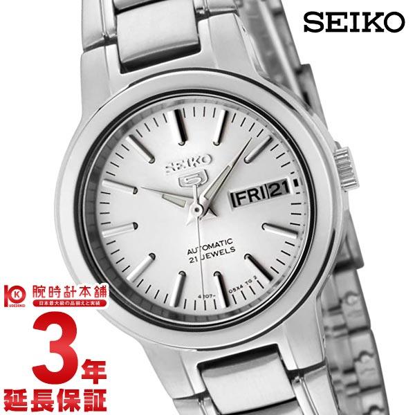【最大3000円OFFクーポン!20日0時より】【20日は店内ポイント最大38倍!】セイコー 腕時計 逆輸入モデル SEIKO5 腕時計 機械式(自動巻き) SYME39K1 [海外輸入品] レディース 腕時計 時計