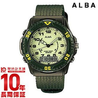 SEIKO Aruba ALBA 10 standard atmosphere waterproofing APEQ057 [regular article] men watch clock