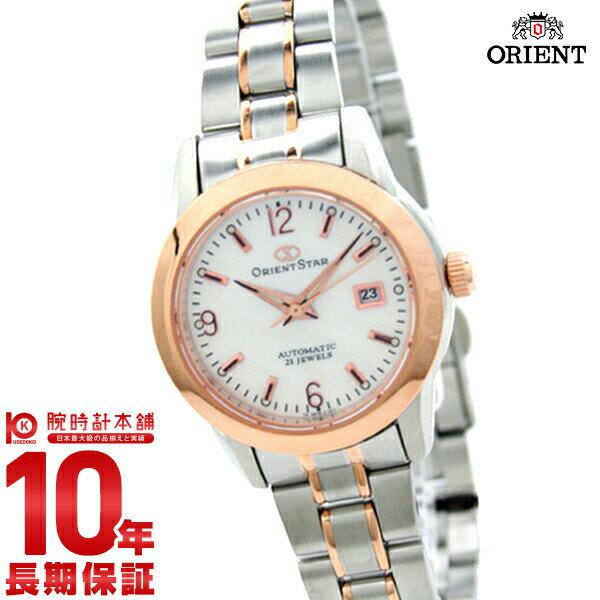 【ポイント最大13倍!19日23:59まで】オリエントスター ORIENT ORIENT STAR オリエントスター クラシック WZ0401NR [正規品] レディース 腕時計 時計【24回金利0%】