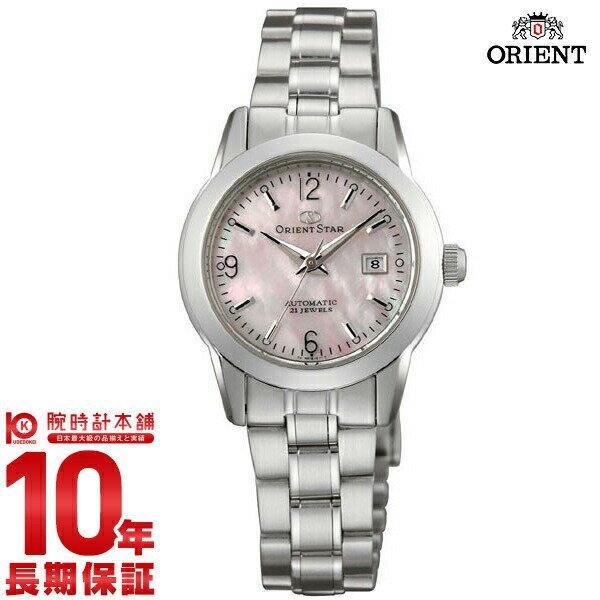 【ポイント最大13倍!19日23:59まで】オリエントスター ORIENT ORIENT STAR オリエントスター クラシック WZ0411NR [正規品] レディース 腕時計 時計
