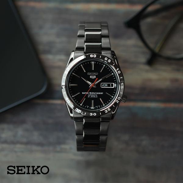 セイコー 逆輸入モデル SEIKO セイコー5 自動巻き SNKE03K1(SNKE03KC) [正規品] メンズ 腕時計 時計