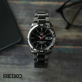 【15日限定!2000円OFFクーポン&店内ポイント最大55.5倍!】 セイコー 逆輸入モデル SEIKO セイコー5 自動巻き SNKE03K1(SNKE03KC) [正規品] メンズ 腕時計 時計【あす楽】