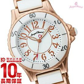 【20日は店内最大ポイント37倍!】 エンジェルハート 腕時計 AngelHeart WL33CPG ラブスポーツ ホワイト WL33CPG [正規品] レディース 時計