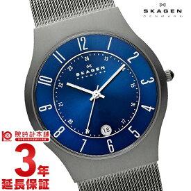 【店内最大ポイント38倍!30日限定】 スカーゲン メンズ SKAGEN ウルトラスリム 233XLTTN [海外輸入品] 腕時計 時計【あす楽】