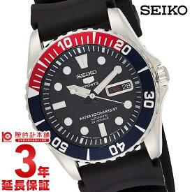 【28日まで店内最大ポイント38倍!】 セイコー5 逆輸入モデル SEIKO5 5スポーツ 100m防水 機械式(自動巻き) SNZF15J2 [海外輸入品] メンズ 腕時計 時計【あす楽】