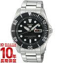 セイコー 逆輸入モデル SEIKO セイコー5(ファイブ)スポーツ 100m防水 機械式(自動巻き) SNZF17J1(SNZF17JC) [正規品] メンズ 腕時計 時計
