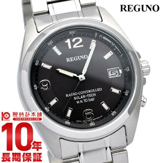 公民腕表 Regno RS25-0343 H 公民太阳能 TEC 收音机时钟模拟石英太阳射电观看男子波太阳能 10 ATM 耐水出售