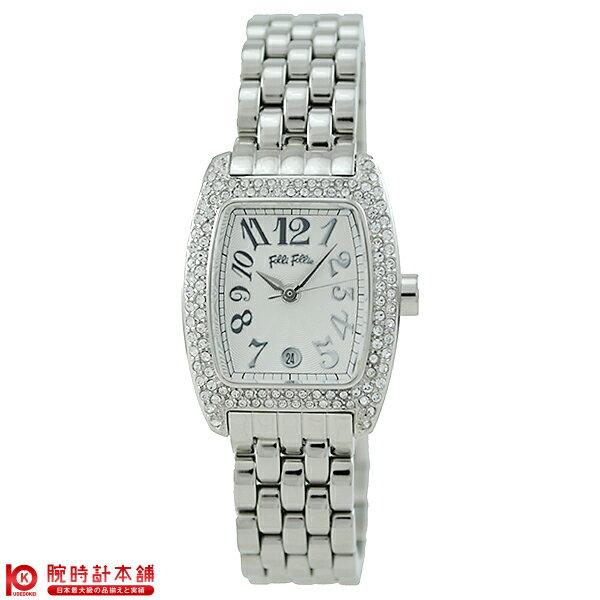 【最安値挑戦中】フォリフォリ FolliFollie S922シリーズ ZISSSI WF5T081BDS [海外輸入品] レディース 腕時計 時計