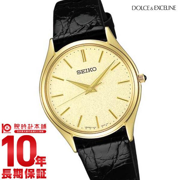 【ポイント最大13倍!19日23:59まで】セイコー ドルチェ&エクセリーヌ DOLCE&EXCELINE SACM150 [正規品] メンズ 腕時計 時計【24回金利0%】