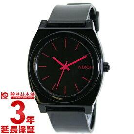 ニクソン NIXON タイムテラー ブライトピンク×ブラック A119-480 [海外輸入品] メンズ&レディース 腕時計 時計【あす楽】