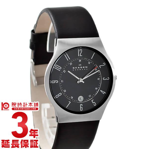 スカーゲン SKAGEN ウルトラスリム 星野源着用 233XXLSLB [海外輸入品] メンズ 腕時計 時計【あす楽】