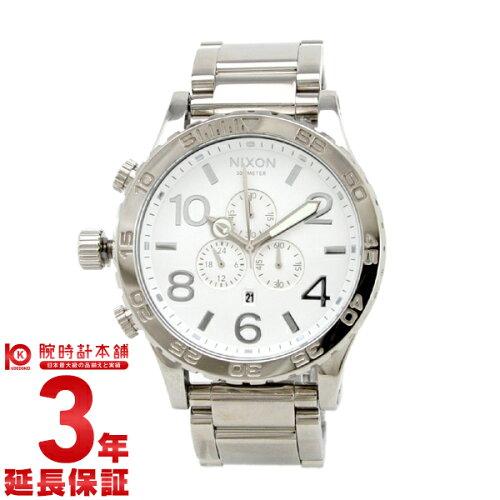 ニクソンNIXONTHE51-30ハイポリッシュブラックA083-488メンズ