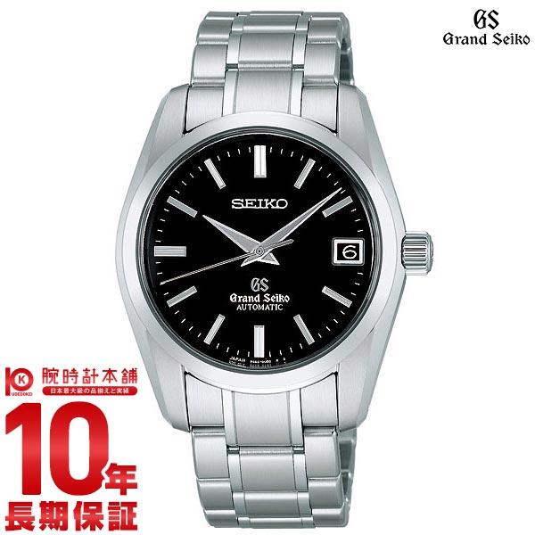 【1000円割引クーポン】セイコー グランドセイコー GRANDSEIKO 9Sメカニカル 10気圧防水 機械式(自動巻き) SBGR053 [正規品] メンズ 腕時計 時計【36回金利0%】【あす楽】