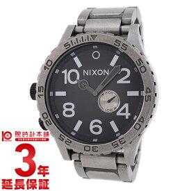 ニクソン NIXON THE51-30 ANTIQUESILVER/BLACK A057-479 [海外輸入品] メンズ 腕時計 時計