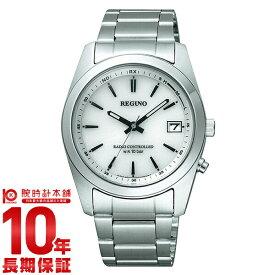 【店内最大ポイント38倍!30日限定】 シチズン レグノ REGUNO ソーラー電波 RS25-0484H [正規品] メンズ 腕時計 時計【あす楽】