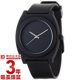 【店内最大ポイント58倍!15日限定】 ニクソン NIXON タイムテラー マットブラック A119-524 [海外輸入品] メンズ&レディース 腕時計 時計【あす楽】