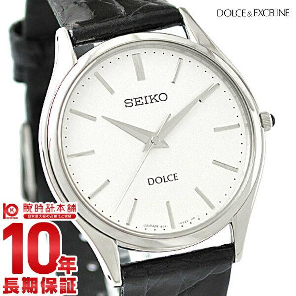 【ポイント最大13倍!19日23:59まで】セイコー ドルチェ&エクセリーヌ DOLCE&EXCELINE SACM171 [正規品] メンズ 腕時計 時計【24回金利0%】【あす楽】