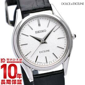【18日限定!店内最大ポイント38.5倍!】 セイコー ドルチェ&エクセリーヌ DOLCE&EXCELINE SWDL209 [正規品] レディース 腕時計 時計【24回金利0%】