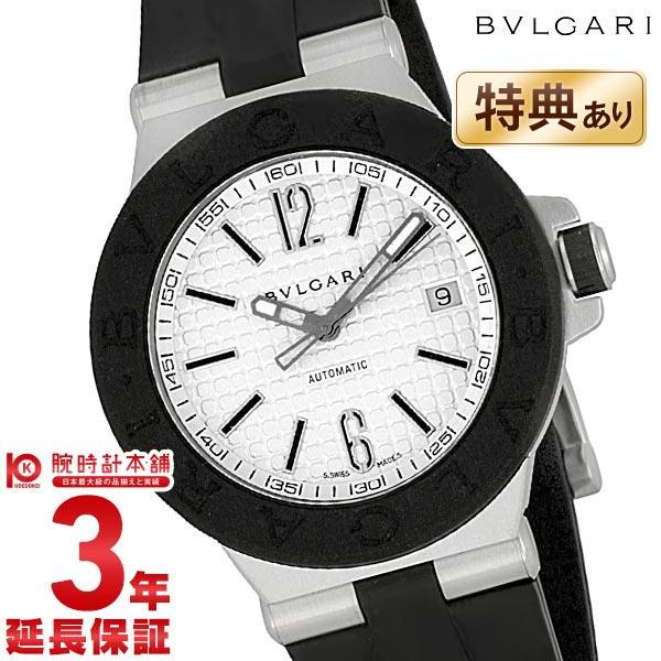 【ショッピングローン24回金利0%】ブルガリ BVLGARI ディアゴノ ラバー DG40C6SVD [海外輸入品] メンズ 腕時計 時計父の日 プレゼント ギフト