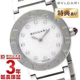 《20日限定!店内最大ポイント42倍!》 【ショッピングローン24回金利0%】ブルガリブルガリ BVLGARI BBL26WSS/12 [海外輸入品] レディース 腕時計 時計