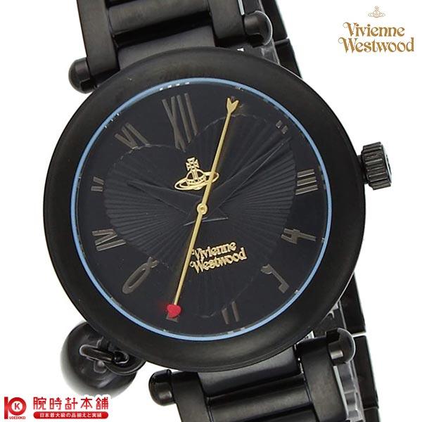 ヴィヴィアンウエストウッド VivienneWestwood オーブ VV006BK [海外輸入品] レディース 腕時計 時計