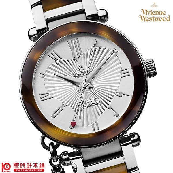 ヴィヴィアンウエストウッド VivienneWestwood オーブ VV006SLBR [海外輸入品] レディース 腕時計 時計