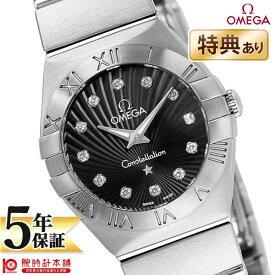 【15日は店内最大42倍】 【ショッピングローン24回金利0%】オメガ コンステレーション OMEGA 123.10.24.60.51.001 [海外輸入品] レディース 腕時計 時計
