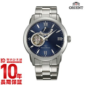 Orient star ORIENT Orient star semi skeleton WZ0081DA mens watch watches