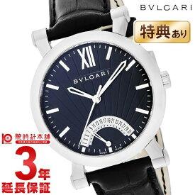 【本日は店内ポイント最大44倍!】【ショッピングローン24回金利0%】ブルガリ BVLGARI ソティリオ SB42BSLDR [海外輸入品] メンズ 腕時計 時計