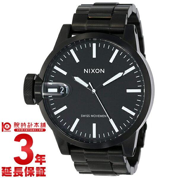 ニクソン NIXON クロニクル A198-001 [海外輸入品] メンズ 腕時計 時計