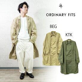 【ORDINARY FITS】STORE COAT