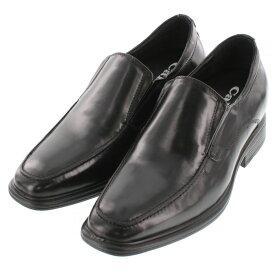 【7cmUP】 +7cmUP シークレットシューズ 7_biz_023 ビジネスタイプ ビジネスシューズ 靴 結婚式 本革 7cm背が高くなる シークレットブーツ シークレット メンズ ブラック 紐靴