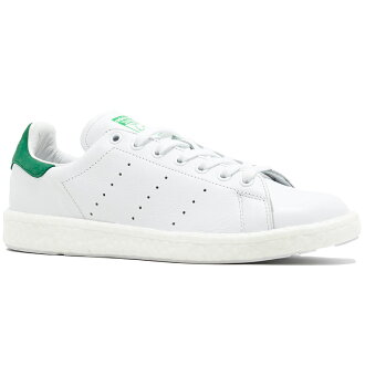 the best attitude 9888f 0d2ae ADIDAS ORIGINALS Adidas originals STAN SMITH BOOST Stan Smith boost men gap  Dis sneakers White Green white / green BB0008-limited model harusport_d19