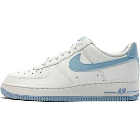 official photos 078f7 ef36b NIKE ナイキ WMNS AIR FORCE 1 LOW  07 PATENT  LIGHT ARMORY BLUE  ウイメンズモデル エア  フォース ワン ロー パテント
