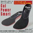 【送料無料】BMZ カルパワースマート ジェットブラック CALPOWSMA ( スポーツ インソール 中敷き ビーエムゼット 人気…