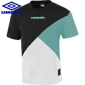 アンブロ HE カラーブロックTシャツ ULURJA59
