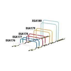 エバニュー ドリルハードル折りたたみ2(5台入) EGA177( ランニング グッズ アクセサリー 器具 備品 )