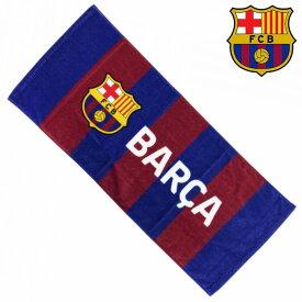 FCバルセロナ フェイスタオル BCN33659( サッカー フットサル アクセサリー サッカータオル タオル バルセロナグッズ )