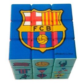 FCバルセロナ Rubik's ルービックキューブ( サッカー フットサル グッズ バルセロナ バルサ )