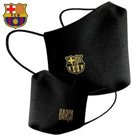 FCバルセロナ マスク ブラック Mサイズ FCBMASC6ROGA( サッカー フットサル ユニフォーム グッズ バルセロナ )