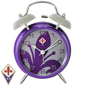 【送料無料】ACFフィオレンティーナ アラームクロック( サッカー グッズ 時計 ウォッチ クロック 置時計 アラームクロック フィオレンティーナ )