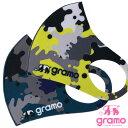グラモ gramo 立体スポーツマスク splash-mask M002( サッカー フットサル スポーツ マスク 飛散防止 スポーツマスク …