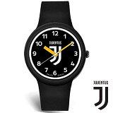 ユベントスFC腕時計ブラック