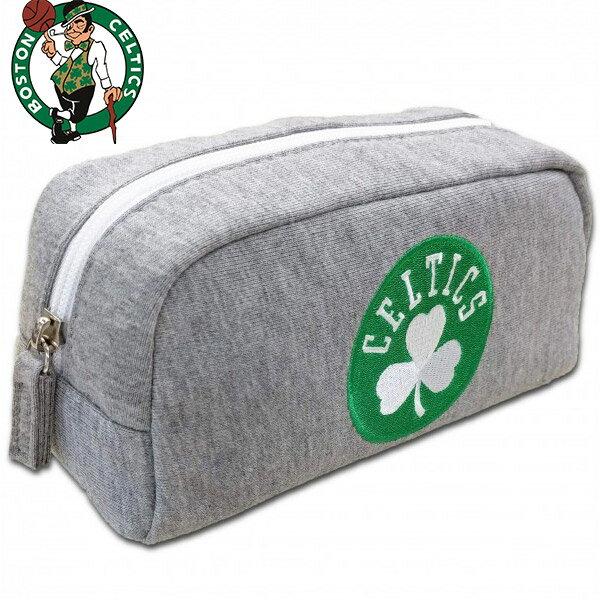【送料無料】NBA ボストン セルティックス スウェット型ペンポーチ( NBA エヌビーエー バスケ バスケットボール グッズ ペンケース 筆箱 ボストン セルティックス ボストンセルティックス Boston Celtics))