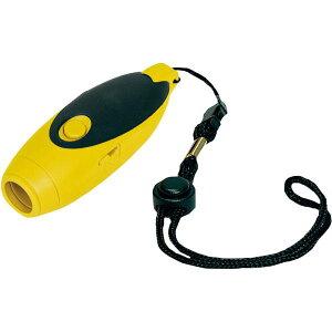 トーエイライト 電子ホイッスルHP588-3 B2890【1台で3種類のホイッスル音】単4電池でさらに使いやすく スポーツ 登山 建設現場など (電池付き)