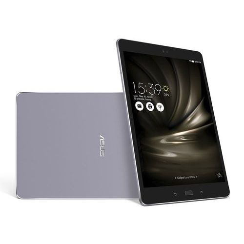 "ZenPad 3S 10 Z500KL タブレットPC 9.7""/2048x1536(QXGA)/スチールブラック/Android 6.0.1/Qualcomm Snapdragon 650 1.8GHZ Z500KL-BK32S4"