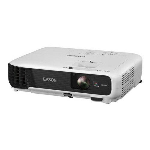 エプソン ビジネスプロジェクター EB-S04(液晶/3000lm/SVGA/約2.4kg) EB-S04