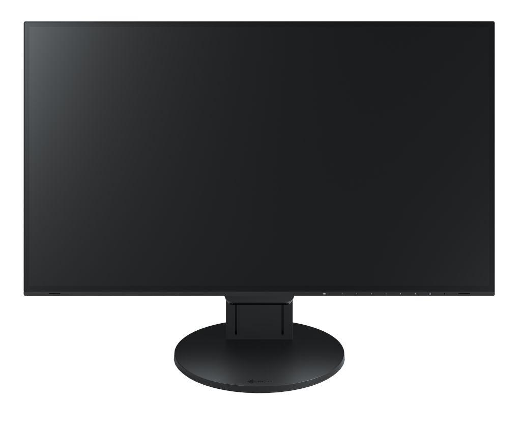 【3/24(土)20:00〜29(木)01:59 エントリーで最大24倍】FlexScan 27インチカラー液晶モニター(3840x2160/USB Type-Cx1(HDCP対応)、DisplayPortx1(HDCP対応)、HDMIx2(HDCP対応、AV入力対応)/ブラック) EV2785-BK