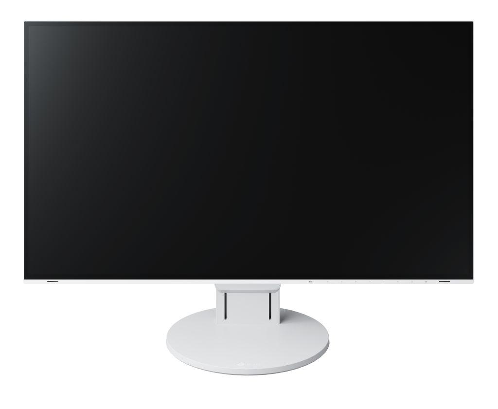 【3/24(土)20:00〜29(木)01:59 エントリーで最大24倍】FlexScan 27インチカラー液晶モニター(3840x2160/USB Type-Cx1(HDCP対応)、DisplayPortx1(HDCP対応)、HDMIx2(HDCP対応、AV入力対応)/ホワイト) EV2785-WT