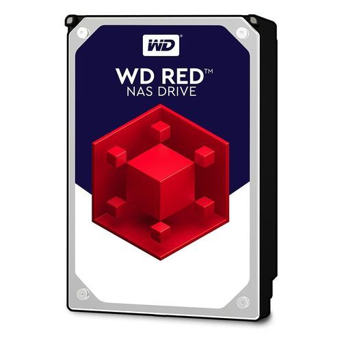 WD40EFRX WD Red 4TB 3.5インチ内蔵HDD WD40EFRX-RT2
